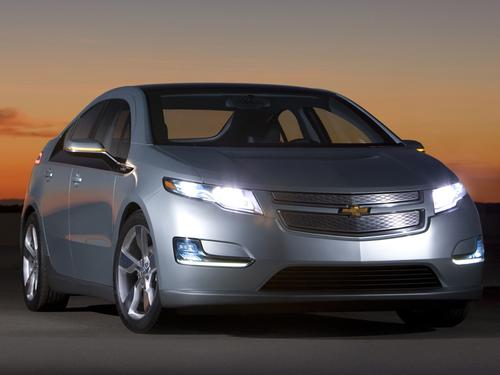 GM's Chevy Volt: Safety isn't an issue, but cost still is.   (Source: General Motors)