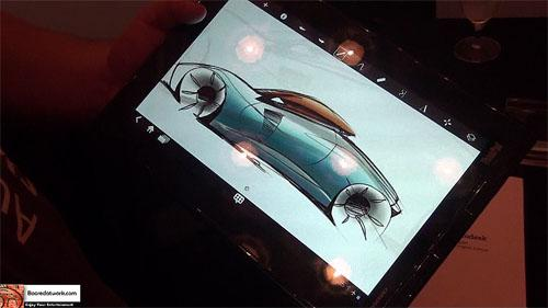 Autodesk's SketchBook Mobile is a professional-grade paint and drawing application designed for the iPhone and iPod Touch.    (Source: Autodesk)