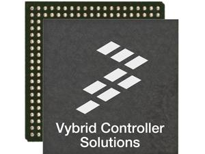 Freescale's Vybrid architecture combines ARM's Cortex-A5 with Cortex-M4.   (Source: Freescale Semiconductor)