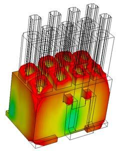 SolidWorks Plastics lets engineers predict and avoid manufacturing defects during the earliest stages of designing plastic parts and injection molds. (Source: SolidWorks)