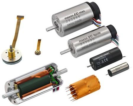 Maxon provides a complete line of motors and motor controls for the medical market including its EC brushless series, which is particularly suited for use in medical devices.