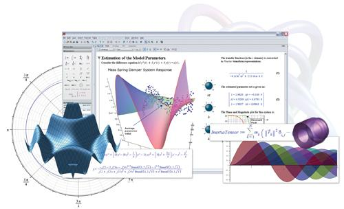 Maple 16 has expanded the Clickable Math collection, Maplesoft's array of tools for making it easier and more intuitive to explore mathematics. (Source: Maplesoft)