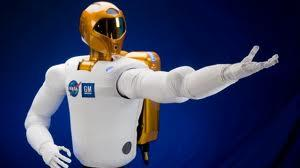 NASA has designed Robonaut 2 to perform a series of tasks with its hands much like humans would. The robot is currently helping astronauts aboard the International Space Station.   (Source: NASA)
