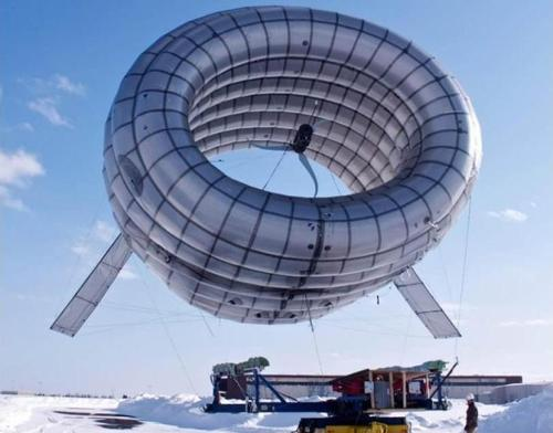 Altaeros Energies recently completed tests of a 35-ft scale prototype of its Airborne Wind Turbine (AWT) for remote locations, which will harness energy at altitudes above 1,000 feet.