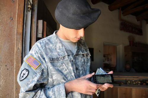 The smartphones soldiers are using in the field will be getting more secure thanks to an enhanced Android operating system being designed by Invincea. The company already has developed a secure version of the operating system that's been deployed to 4,000 soldiers, and is expanding that security for phase two of a project called Mobile Armour.   (Source: Army)