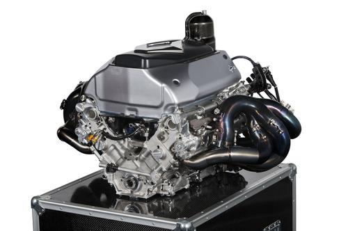 Renault Sport F1 delivers its RS27 V8 engine to the Red Bull Racing, Lotus F1, Williams F1, and Caterham F1 teams running in the FIA Formula One World Championship series. (Source: Renault Sport F1)