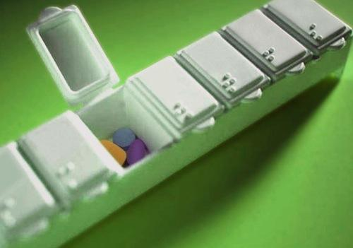 A typical living hinge application. The ideal resin for these is polypropylene; the second choice is polyethylene.  