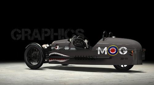 Morgan Motor Co. employs Autodesk visualization software to accelerate time to market for new car models, including the recently released 3 Wheeler.