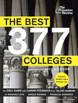 The 'least happy students' list in The Princeton Review's 'Best 377 Colleges' book is again clogged with schools that have a high percentage of engineering students.   (Source: The Princeton Review)