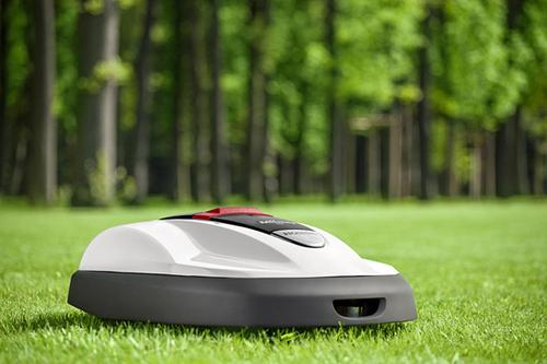 Honda has entered the home robotics market with Miimo, a robotic lawn mower that communicates electronically with a perimeter wire to stay within the confines of a lawn or patch of grass. It cuts continuously with a range of settings and blade heights according to user preference.   (Source: Honda)