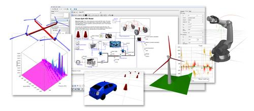 The latest version of MapleSim delivers tighter integration with Modelica to help engineers meet system-level requirements. (Source: Maplesoft)