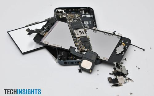 The iPhone 5 dissected. Click through the slideshow to see how we got here.