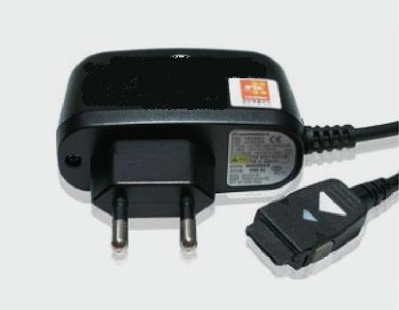 A Korean 20-pin TTA charger.