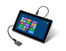 Freescale Semiconductor's 12-axis Xtrinsic sensor platform for Windows 8