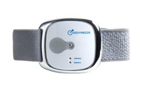 Sports sensors are used in many ways. BodyMedia is applying the technology to healthcare. The BodyMedia FIT Armband track the calories burned during daily activities. It also operates as a fitness monitor to measure the intensity of workouts and even the quality of sleep.