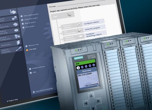 Siemens has launched its next generation of controllers for high-end plant automation. The Simatic S7-1500 are aimed at increasing performance and efficiency, as well as improving plant communications, safety, and security.   (Source: Siemens)