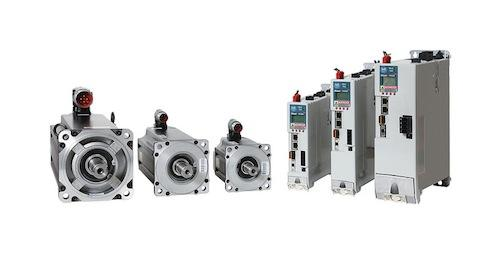 The combined Kinetix 5500 servo drive, VP low-inertia servo motor, and single-cable technology from Rockwell Automation simplifies wiring for motion-control systems of midrange machines. The integrated product should reduce design time and lower the overall application footprint for equipment engineers and machine builders, the company said.   (Source: Rockwell Automation)