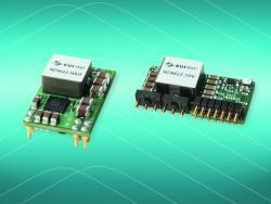 Analog/Power Management/Control   CUI Inc.'s NDM2Z Series    The Novum Advanced Power NDM2Z series is a family of digital point of load dc-dc modules that have been designed to open the digital power market to a wider set of customers. Ranging from 12A to 50A, the modules are pin and function compatible with Ericsson's BMR46X series. This compatibility enables OEMs to address interoperability challenges, reduce time to market, and decrease supply chain risk for these leading-edge digital POL products.