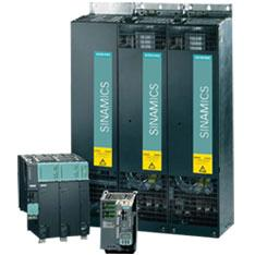 Siemens has added support for industrial Ethernet to its Sinamics S120 drive system, providing flexibility for the manufacturer that wants to deploy a single network across its facilities.   (Source: Siemens)