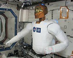 NASA's Robonaut 2, a $2.5 million dollar wonder, is already hard at work on the International Space Station.  (Source: NASA)