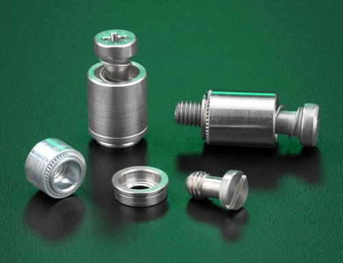 Some types of captive panel screw hardware have been designed specifically for tool-only access, making them especially well suited for applications with security or safety requirements.