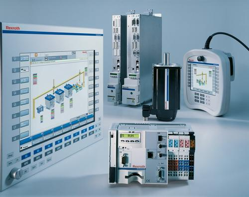 Bosch Rexroth's 4EE approach focuses on four integrated principles that show how the right engineering concepts and systems, when effectively applied, can deliver dramatic energy efficiency improvements. Support for Sercos Energy is now working its way into a broad range of products. (Source: Bosch Rexroth)
