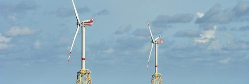 Manufacturing the rotor blades for wind turbines like this one, from REPower Systems AG, is still mainly a manual process. Now Fraunhofer Institute has embarked on a research project to find a way to leverage automation to cut more than 10 percent of the costs out of the current process. REPower is one of the partners on the project, called BladeMaker.   (Source: REPower Systems AG)