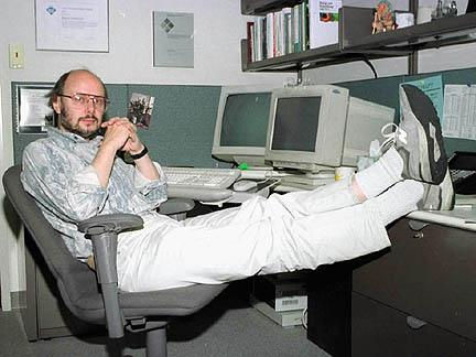 Bjarne Stroustrup, creator of C++.   (Source: Wiki)