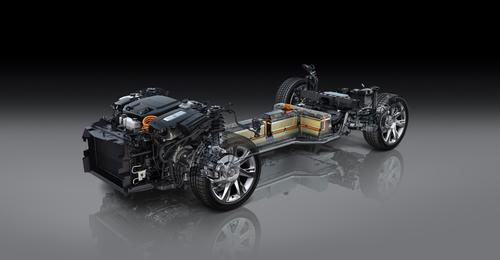 The 2014 ELR will use the same propulsion system and 16.5-kWh, lithium-ion battery pack as its cousin, the Chevy Volt.   (Source: Cadillac)