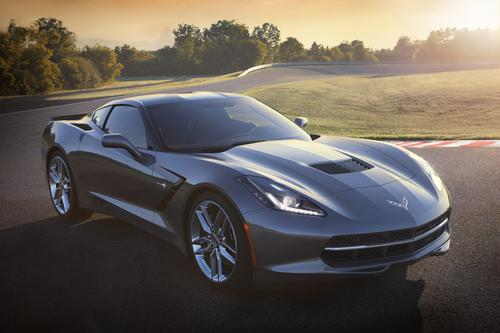 Using the all-new 6.2L V-8, the 2014 Corvette will go 0 to 60mph in less than four seconds.   (Source: Chevrolet)
