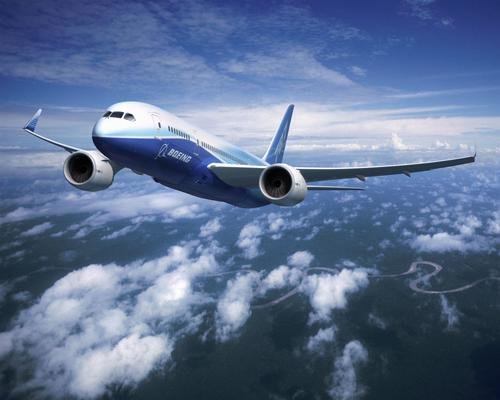 Boeing began assessing the idea for a 'middle-of-the-market' airplane in 2002.   (Source: Boeing Co.)