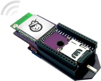Pinoccio is a microcontroller that can be built into devices to allow them to connect with each other and the Internet. The technology is part of an emerging trend for new components to enable the so-called Internet of Things.   (Source: Pinoccio)