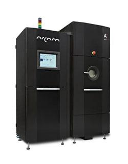 Arcam's A2X electron beam melting systems, typically used in aerospace applications, are featured in a new additive manufacturing center at the University of Connecticut funded by Pratt & Whitney.(Source: Arcam)