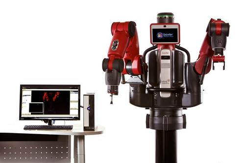 Rethink Robotics is offering a research version of its Baxter industrial robot powered by a software development kit. The robot costs $22,000 and is aimed at giving robotics researchers an opportunity to create new software for Baxter, a robot designed to work side-by-side with humans safety and intuitively. (Source: Rethink Robotics)