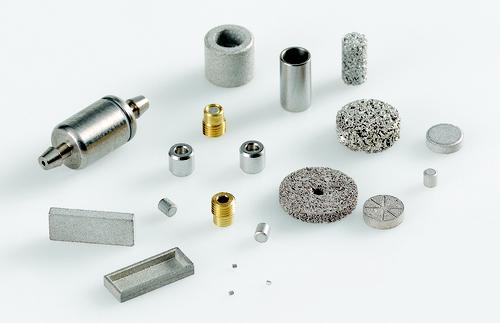 Porous metal for medical applications.
