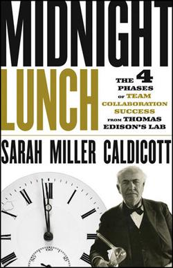 Midnight Lunch encourages innovators to follow Edison's penchant for collaboration.   (Source: Wiley)