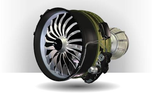 GE Aviation expects to chop off about 25 percent of the total 3D printing time of metallic production components for its LEAP (Leading Edge Aviation Propulsion) Turbofan engine, using in-process inspection.   (Source: GE Aviation)