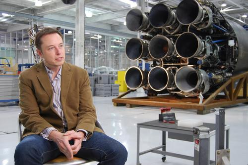 Tesla CEO Elon Musk: 'That has really been my goal since the start of Tesla.'   (Source: revengeoftheelectriccar.com)