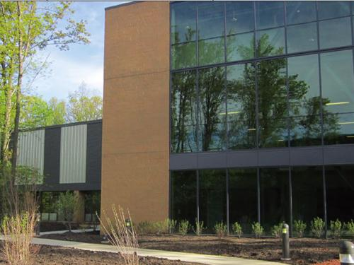 The new 47,000 sq. ft Desich SMART Center facility is expected to be completed in the third quarter of 2013, and will house class 100 and class 1000 cleanrooms as well as an incubator office space for startup companies.   (Source: The Richard Desich SMART Center for Commercialization of Microsystems)