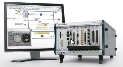 Load-pull suppliers are using the PXI architecture and hardware software design tools to help customers simplify power amplifier characterization during development, pre-production, and production testing.   (Source: National Instruments)