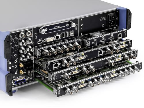 Rohde & Schwarz's BTC offers an all-in-one solution for testing broadcast equipment.   (Source: Rohde & Schwarz)