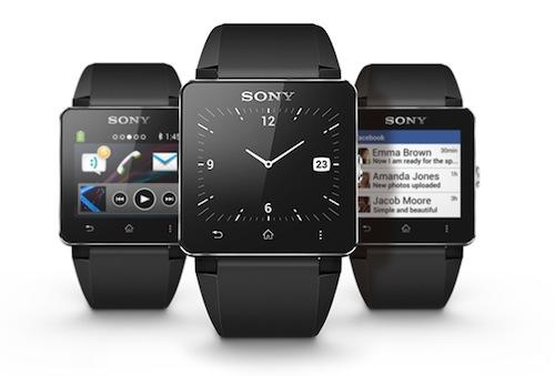 Sony's SmartWatch 2 is an Android based 'smartwatch' with NFC capabilities.   (Source: Sony)
