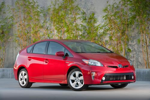 In 2010, the Toyota Prius was bumped up from a max operating voltage of 500V to 650V.   (Source: Toyota)