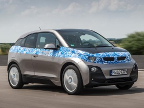 BMW's i3will cost $41,350 before federal incentives and will offer 81 to 99 miles of all-electric range. (Source: BMW)