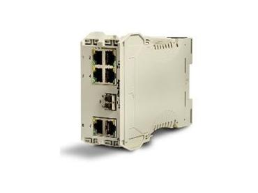 The Stratix 8000 Industrial Ethernet managed switch is one of the products developed by Rockwell Automation and Cisco Systems to help secure industrial networks. Rockwell has teamed up with Cisco on a three-pronged initiative meant to help secure industrial networks as they become more connected.(Source: Rockwell)