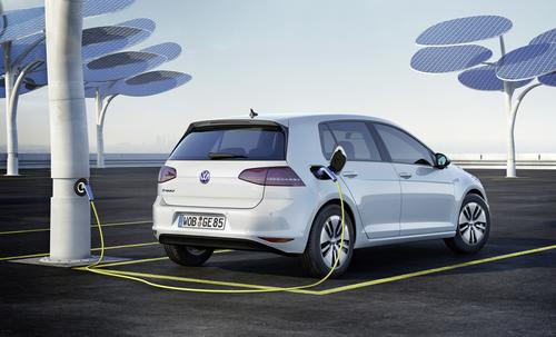 The e-Golf is one of two new electric vehicles from Volkswagen. It will go on sale in Europe in early 2014 and in the US about a year later.  (Source: Volkswagen)