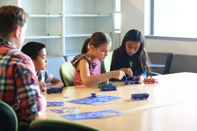 The larger goal of Dash Robotics's co-founders is to open up robotics to more people, including kids, by offering the kit as an educational tool and aid to tinkering.  (Source:  Dash Robotics)