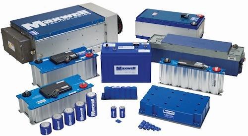 Maxwell's HC Series portfolio of products.