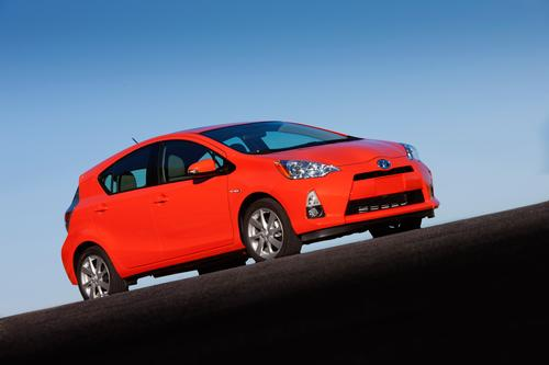 Toyota says it will continue to invest in the Prius family of hybrids.   (Source: Toyota Motor Corp.)