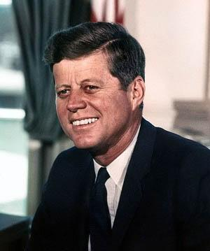 'The problems of the world cannot possibly be solved by skeptics or cynics whose horizons are limited by obvious realities. We need men who can dream of things that never were.'